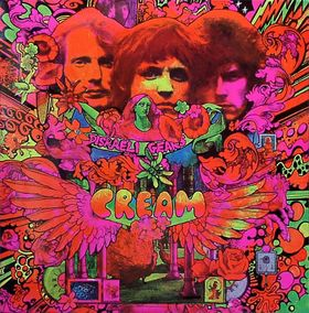 No.1 Cream - Disraeli Gears