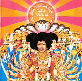 No.7 Jimi Hendrix - Axis : Bold As Love