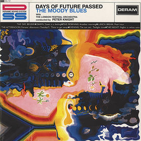 No.12 The Moody Blues - Days Of Futere Passed