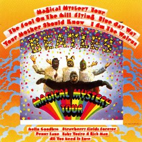 No.13 The Beatles - Magical Mystery Tour