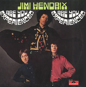 No.14 Jimi Hendrix - Are You Experienced