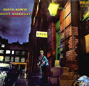 No.3 : David Bowie - The Rise and Fall of
