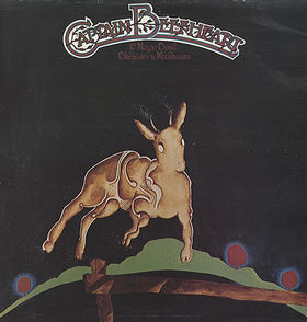 No.17 : Captain Beefheart-Blue Jeans And Moonbeams