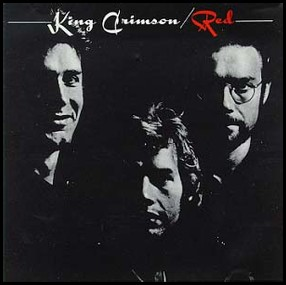 No.35 : King Crimson - Red