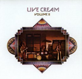 1972 - Live Cream Volume II