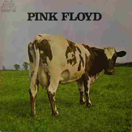 Pink Floyd Atom Heart Mother Lyrics