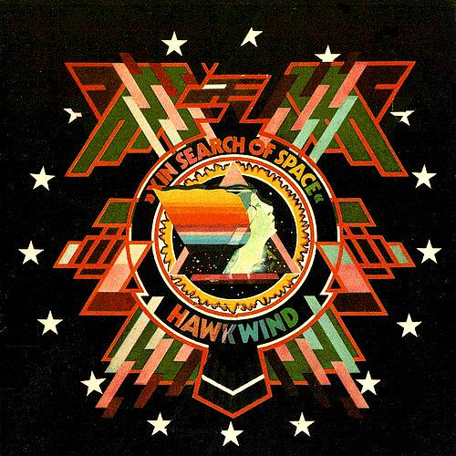 Hawkwind- In Search Of Space Lyrics
