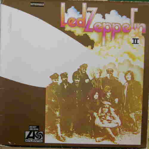 Led Zeppelin II Lyrics