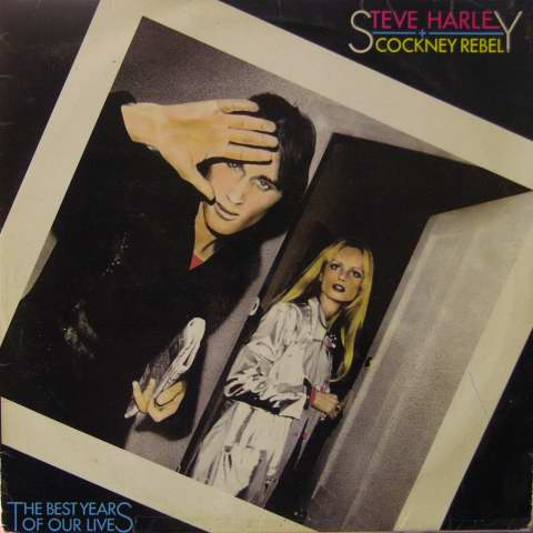 Steve Harley and Cockney Rebel The Best Years of our Lives Lyrics