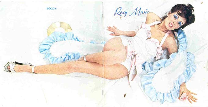 Roxy Music Lyrics
