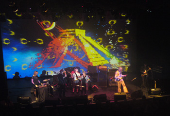 Gong-Live in London 2009